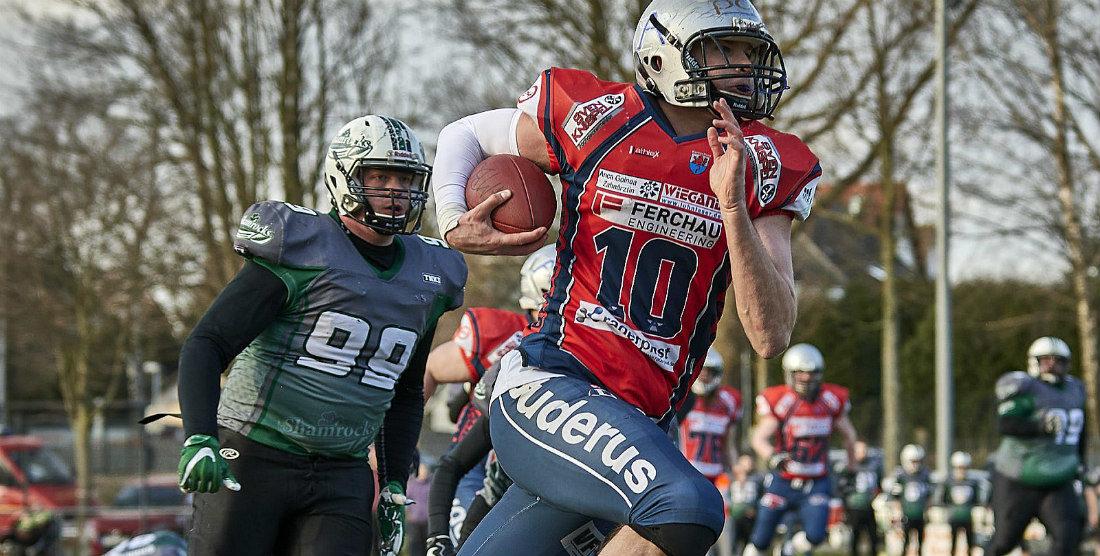 Amboss gewinnt Testspiel in Mülheim