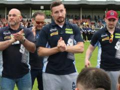 Defensive Coordinator Paule Gummelt